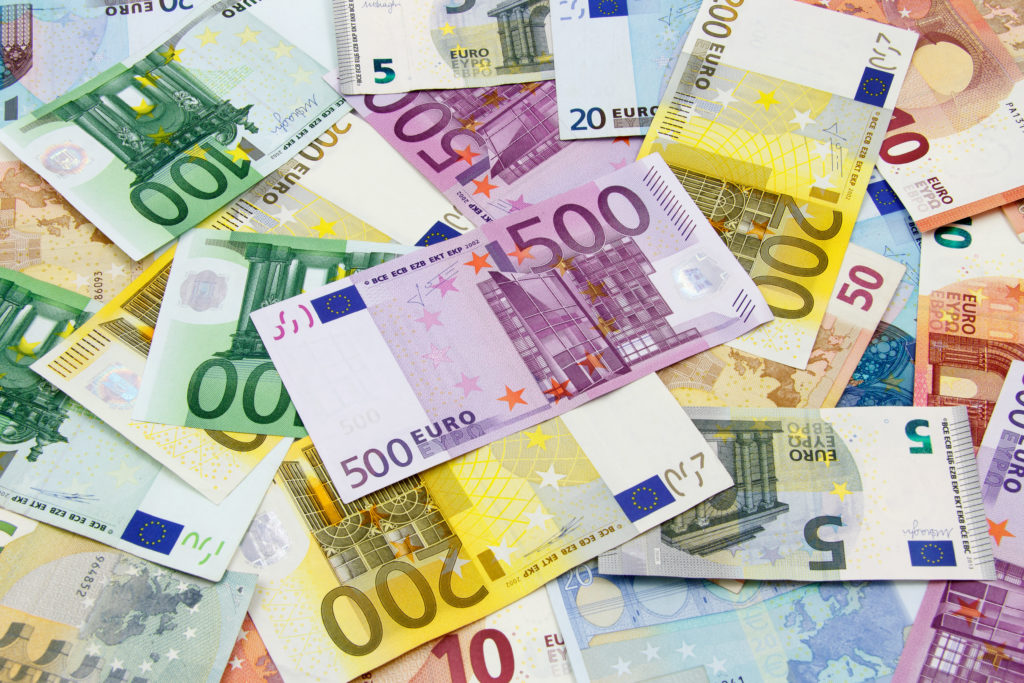 EUR/USD, euro, dollar